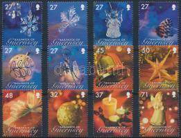 2007 Karácsony sor Mi 1157-1168