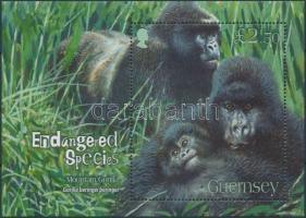 2007 Veszélyeztetett állatok blokk Mi 45