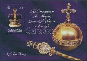 2003 II. Erzsébet királynő blokk Mi 13