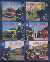 2004 Tűzoltóság sor Mi 242-247