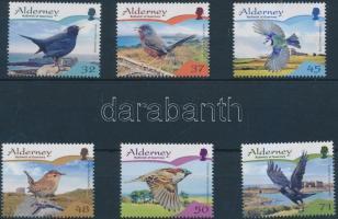 2007 Őshonos madarak sor Mi 304-309