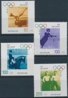 1996 Olimpia sor Mi 1861-1864