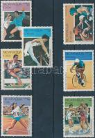 1990 Nyári olimpia sor Mi 2993-2999