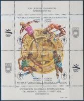 1990 Bélyegkiállítás: Nyári olimpia blokk Mi 47