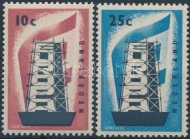 1956 Europa CEPT sor Mi 683-684