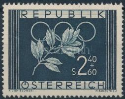 1952 Olimpiai játékok Mi 969