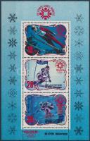 1984 Téli olimpia érmesei blokk Mi 176
