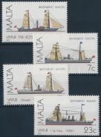 1985 Hajók (III) sor Mi 739-742