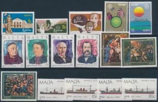 1986 16 klf bélyeg teljes sorokban