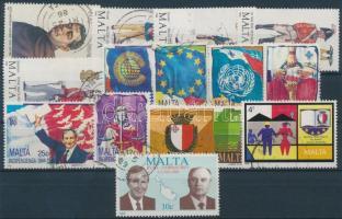 1988-1989 14 klf bélyeg