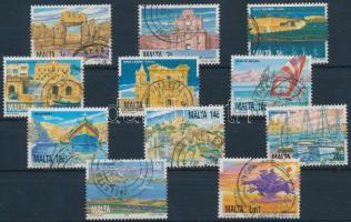 1991-1992 34 klf bélyeg teljes sorokban 2 stecklapon