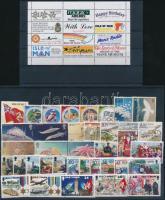 1994-1995 9 db klf kiadás, közte teljes sorok és összefüggések