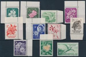 1960 Forgalmi sor Mi 26-36