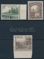 1953 Forgalmi Mi 16, 18, 20