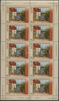 2006 Festmények kisív sor Mi 1366-1367