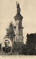 Chlum, Batterie mrtvych, Bojiste u Hradce Kralove / military monument, Schlachtfeld bei Königgrätz