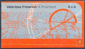 2005 Világítótornyok bélyegfüzet Mi 1546-1547 D