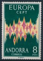 Europa CEPT (apró betapadások) Europa CEPT (gum disturbance)