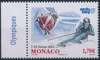 2014 Téli olimpia Sochi ívszéli Mi 3169