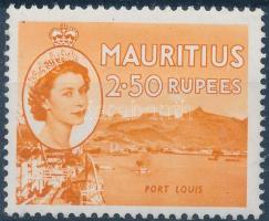 1954 II. Erzsébet királynő Mi 255