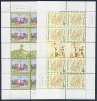 2008 Turizmus kisív sor Mi 514-515