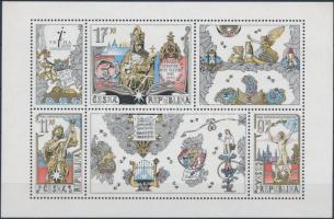 2000 Európa Kulturális fővárosa - Prága blokk Mi 12