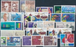 Europa CEPT 19 issues, Europa CEPT 19 klf kiadás