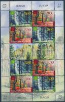 2011 Europa CEPT, az erdő kisív Mi 311-312
