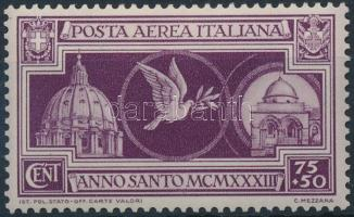 1933 Szent év záróérték Mi 458