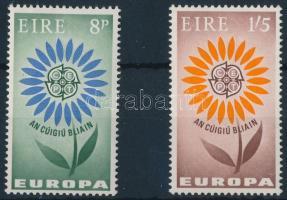 1964 Europa CEPT sor Mi 167-168