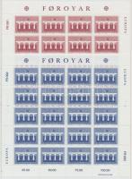 1984 Europa CEPT kisív sor Mi 97-98
