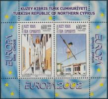 Europa CEPT, Circus block, Europa CEPT, Cirkusz blokk
