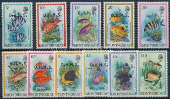 Official set: Fishes, Hivatalos sor: Halak