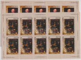 2006 Festmény kisív sor 1307-1308