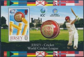 Cricket World Federation block, Krikett Világszövetség blokk