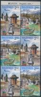 2012 Europa CEPT bélyegfüzet Mi MH 10 (589-590)
