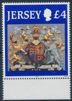 1995 Királyi címer ívszéli bélyeg Mi 687