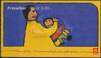 2004 Karácsony bélyegfüzet Mi 1516-1517