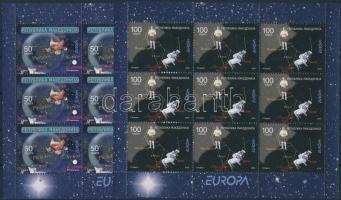 2009 Europa CEPT kisív sor Mi 502-503