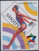 2005 Nyári olimpia blokk Mi 159