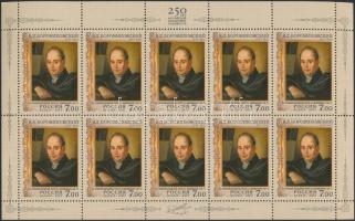 2007 Festmény kisív sor Mi 1411-1412