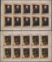 2006 Festmény kisív sor Mi 1307-1308