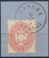 SISSEK / Bahnhof