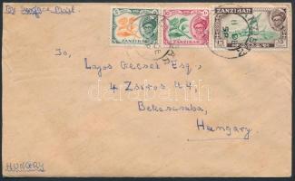 Cover to Hungary Levél Magyarországra