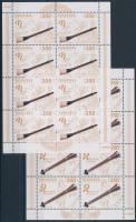 2014 Europa CEPT, hangszerek kisív sor Mi 887-888