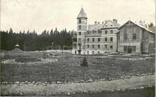 Zakopane, Villa Ksiezówka