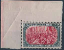 1902 Mi 81Aa ívsarki