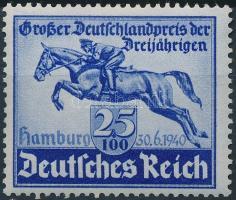1940 Lóverseny; Német Derby Mi 746