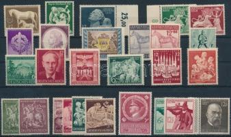 1940-1944 27 klf bélyeg