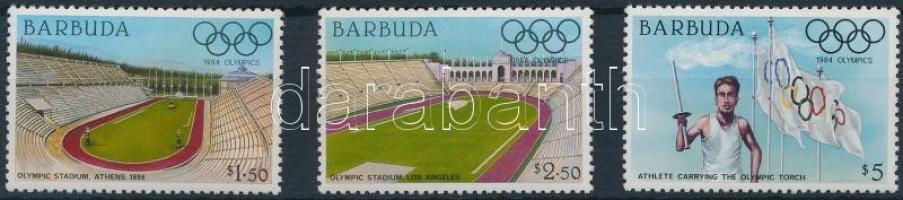 1984 Nyári Olimpia, Los Angeles sor Mi 739-741